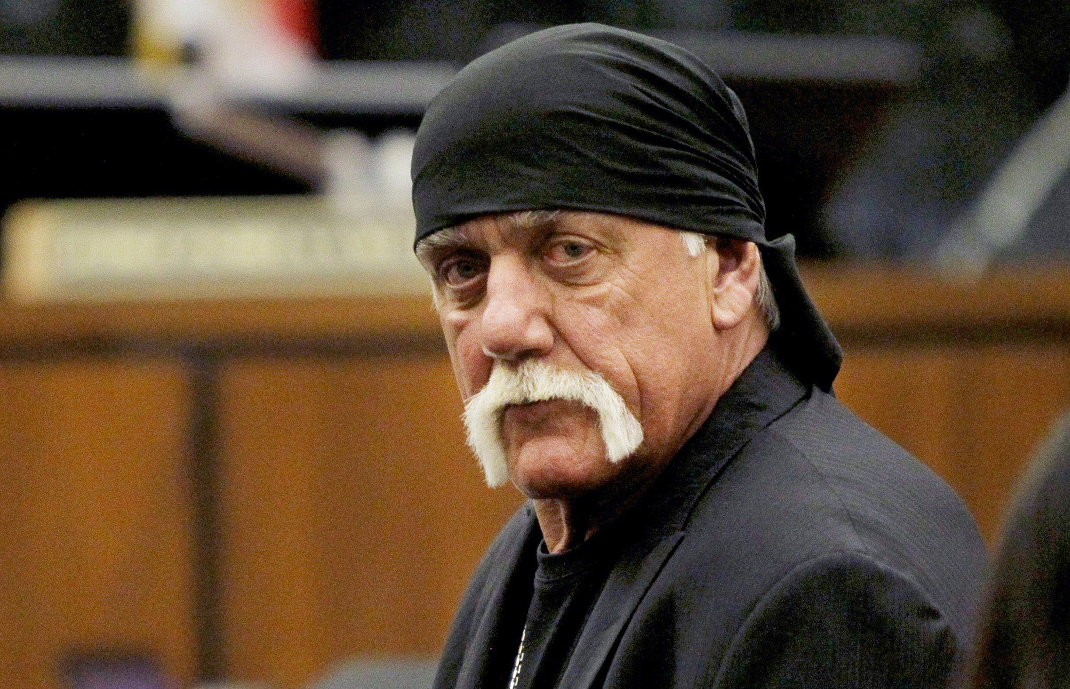 Hulk Hogan Returning To WWE Discussions Confirmed