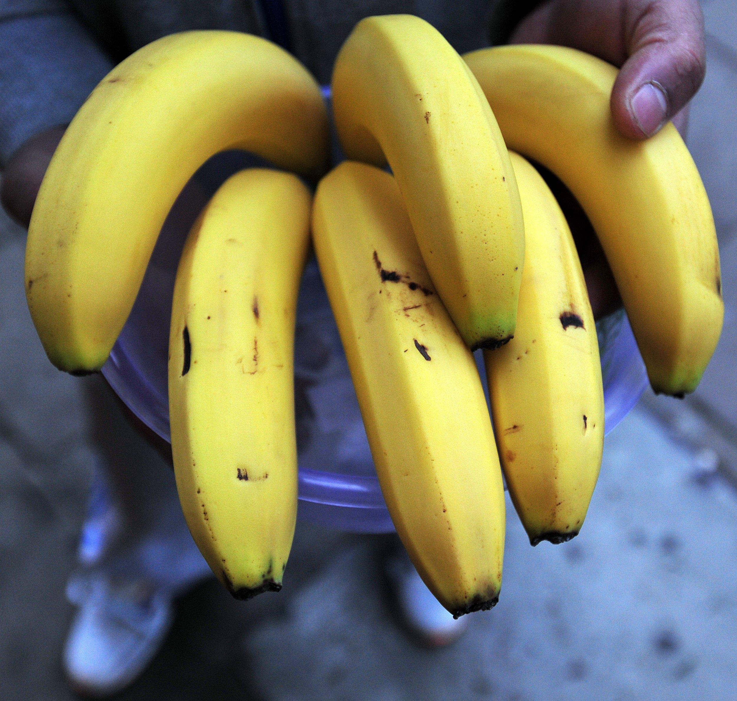 Britons Throw Away 160 Million Bananas Annually Report
