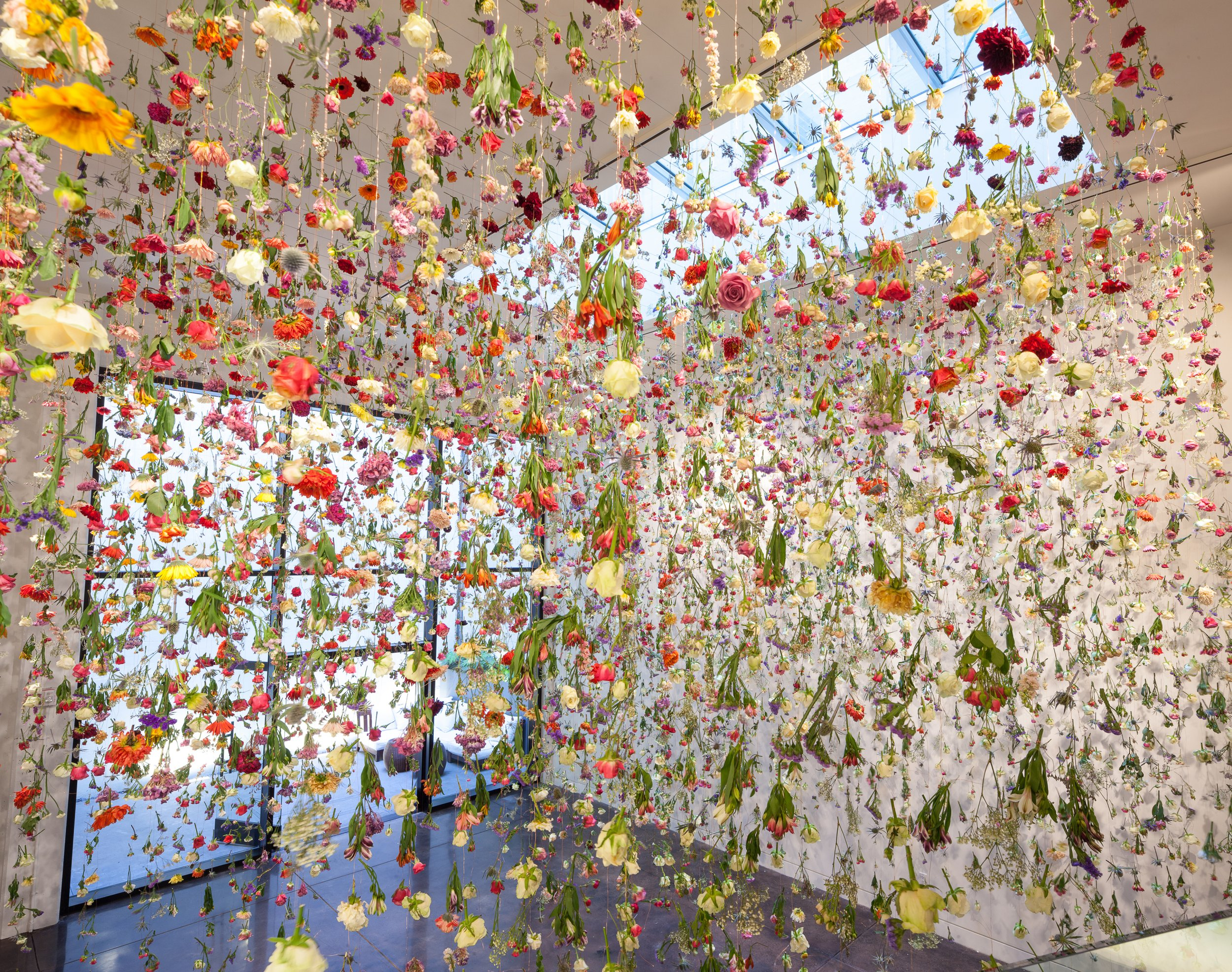 This Artists Hanging Gardens Find Beauty In Decay
