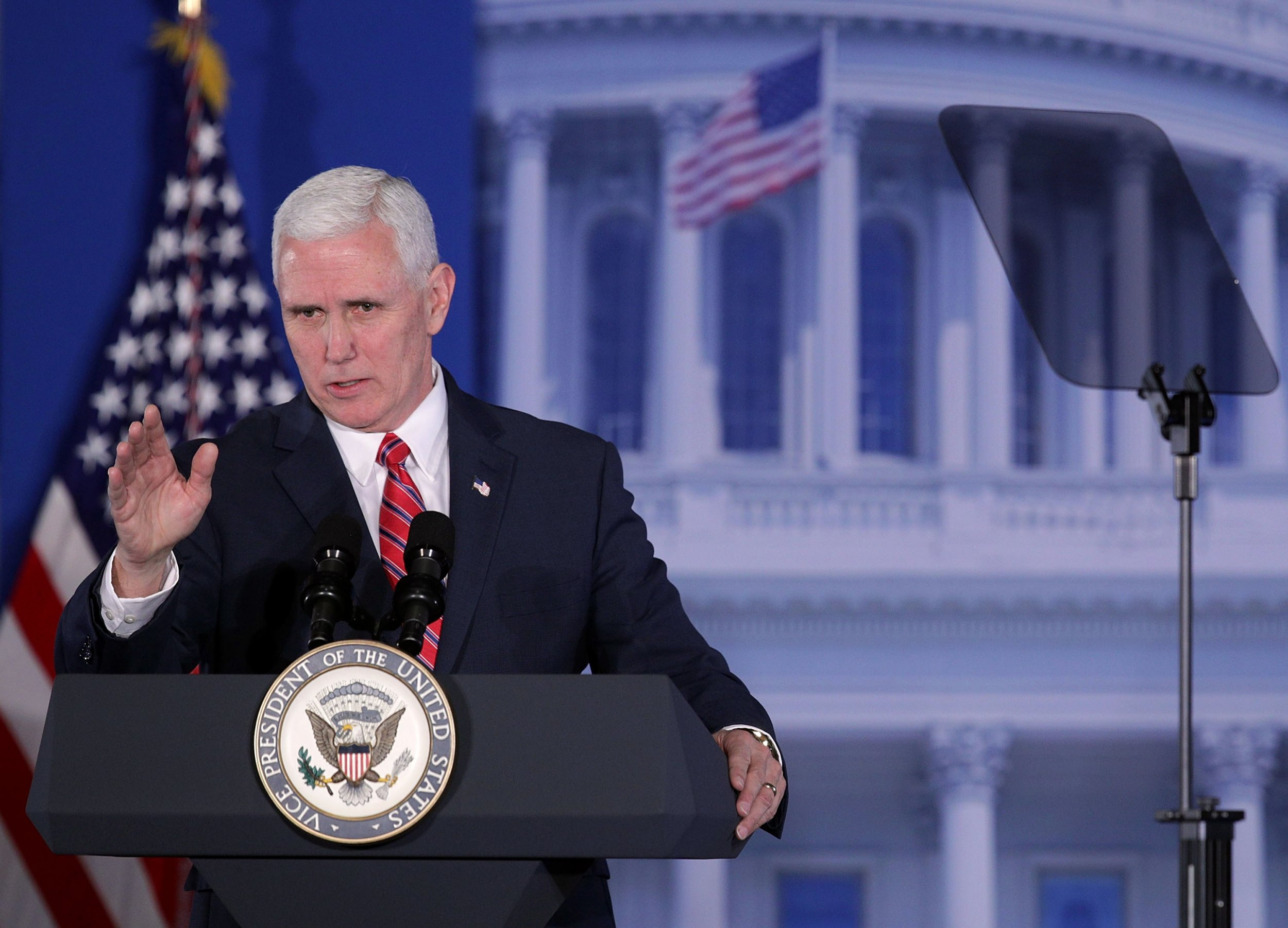 How Many Days Before President Pence