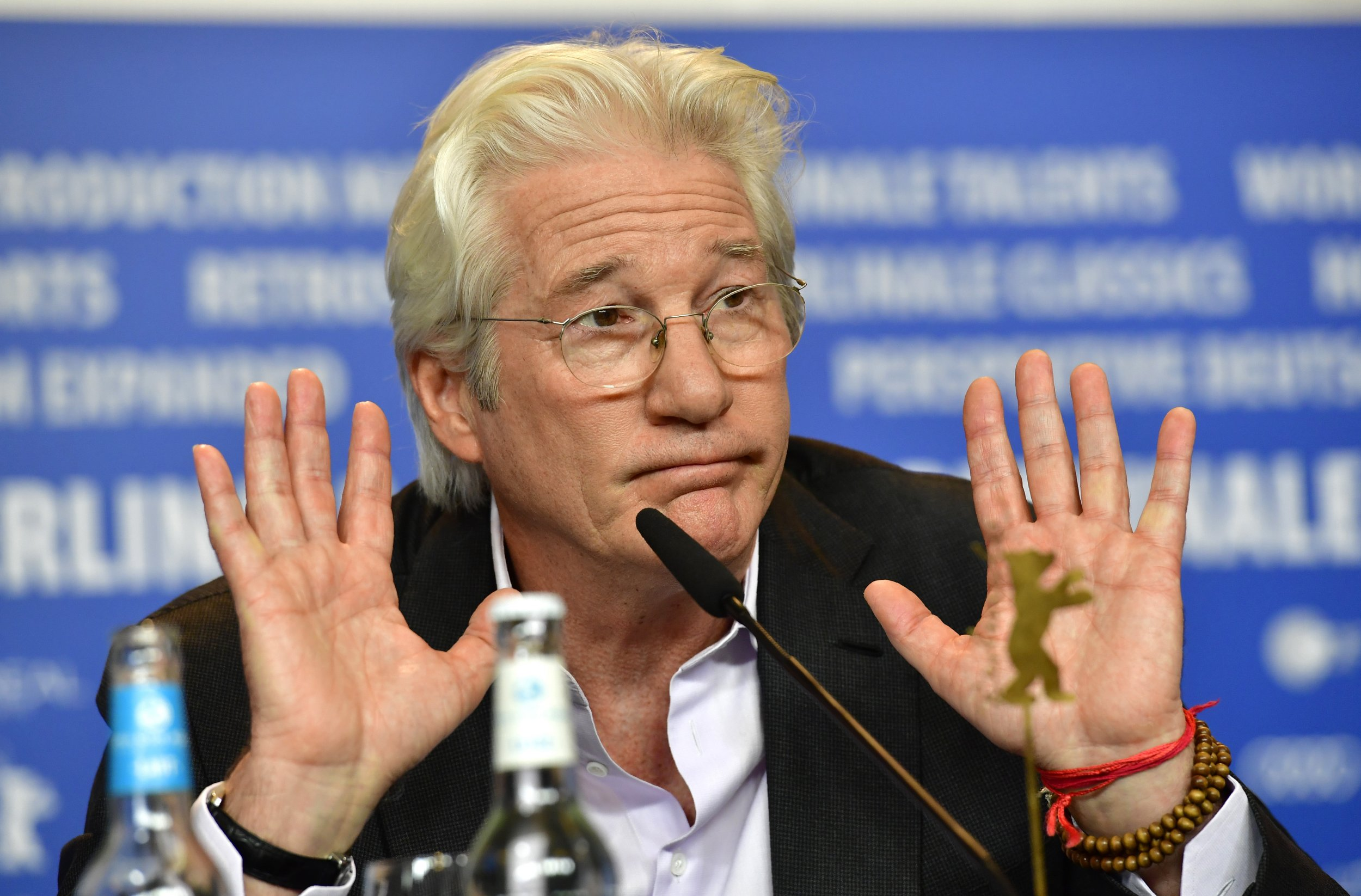 Richard Gere There Is No Defense of Israels Occupation