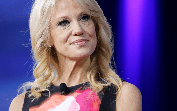 Kellyanne Conway Mocked For Speaking 'Trump's English