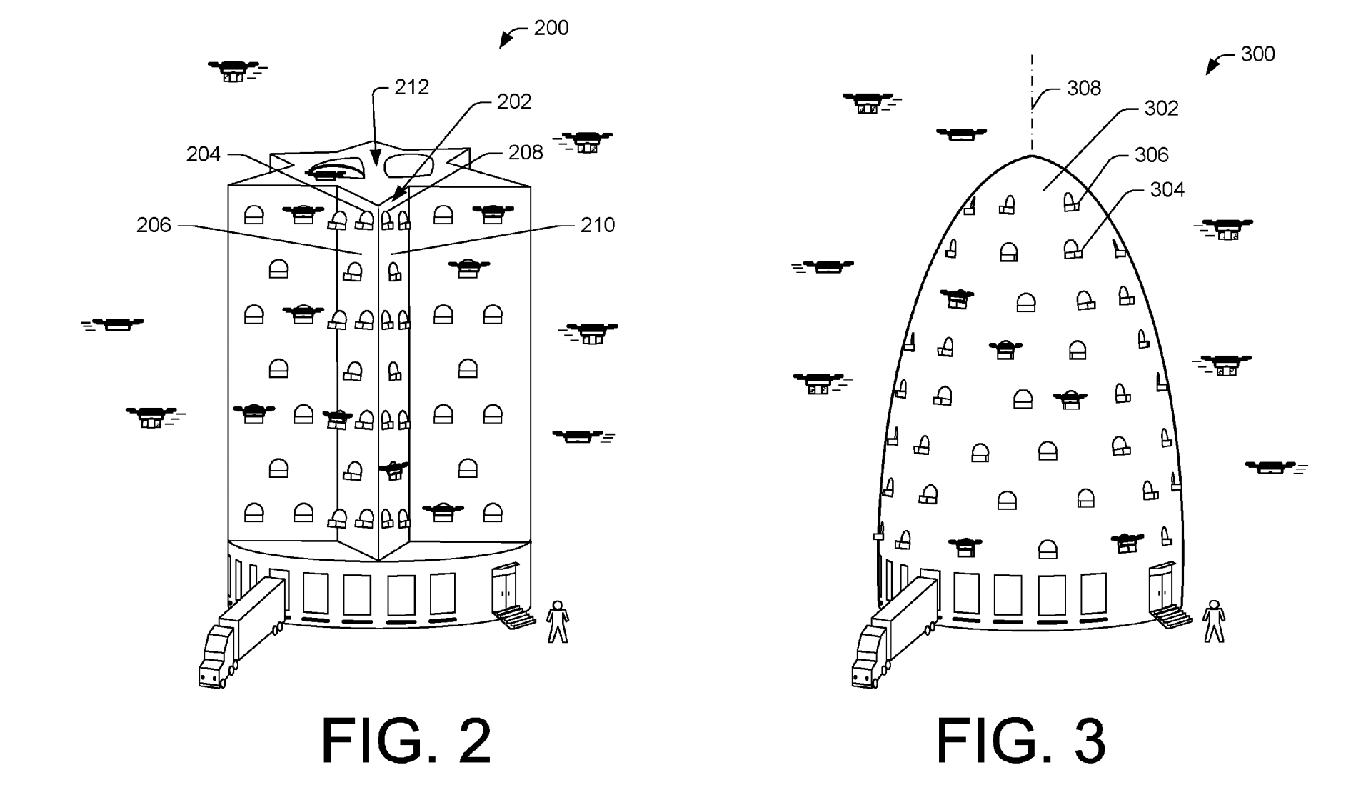 The Future of Retail: Amazon Has Patented Drone-Delivery