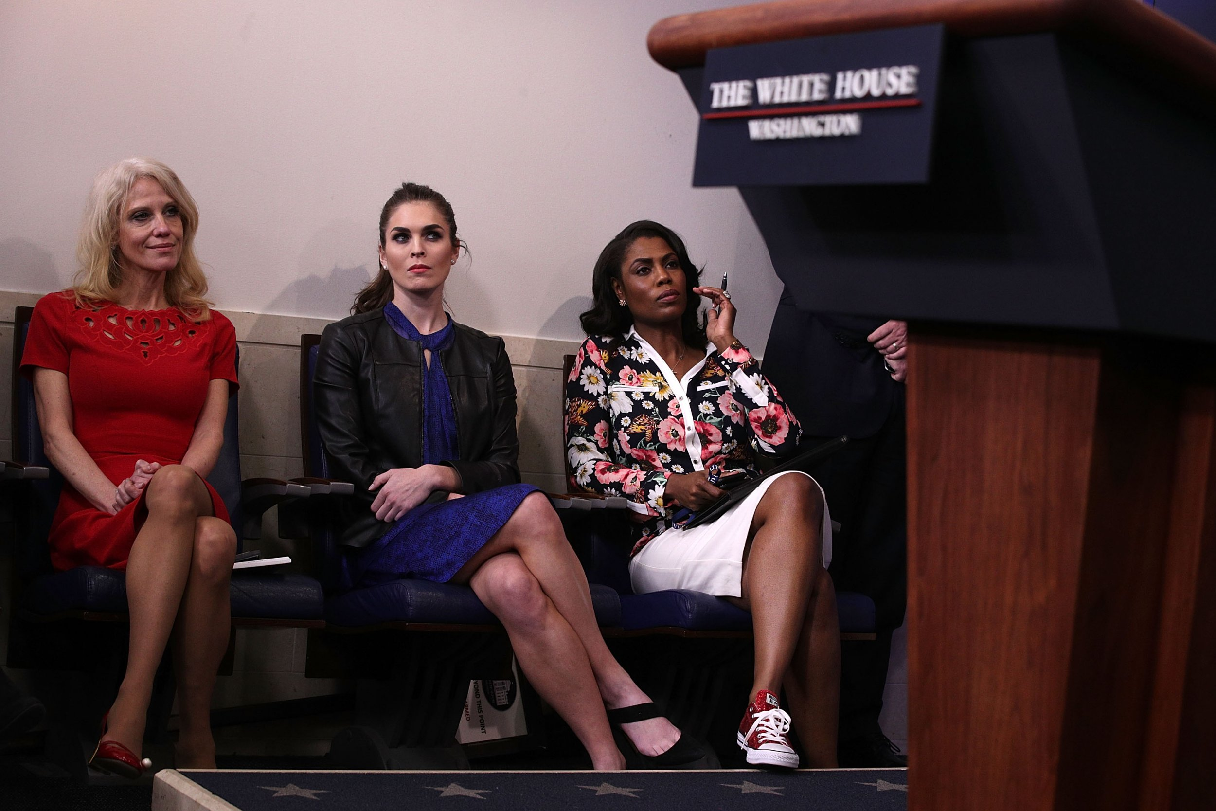Lewandowski Slams Fire And Fury Book Which Alludes To His Relationship With Hope Hicks