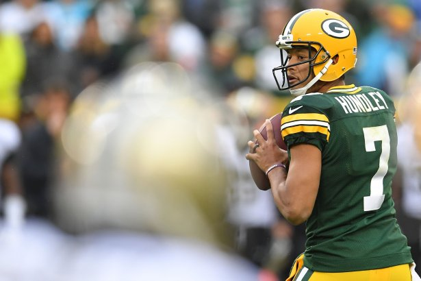 Image result for brett hundley packers