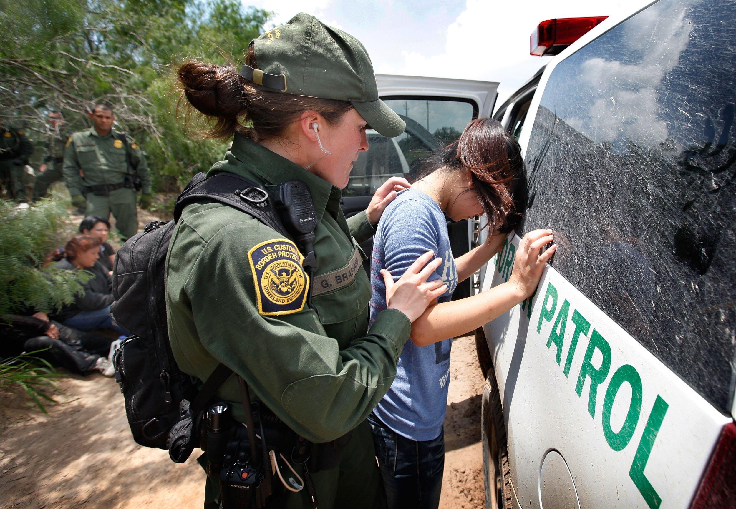 Border Patrol Agent Cover Letter