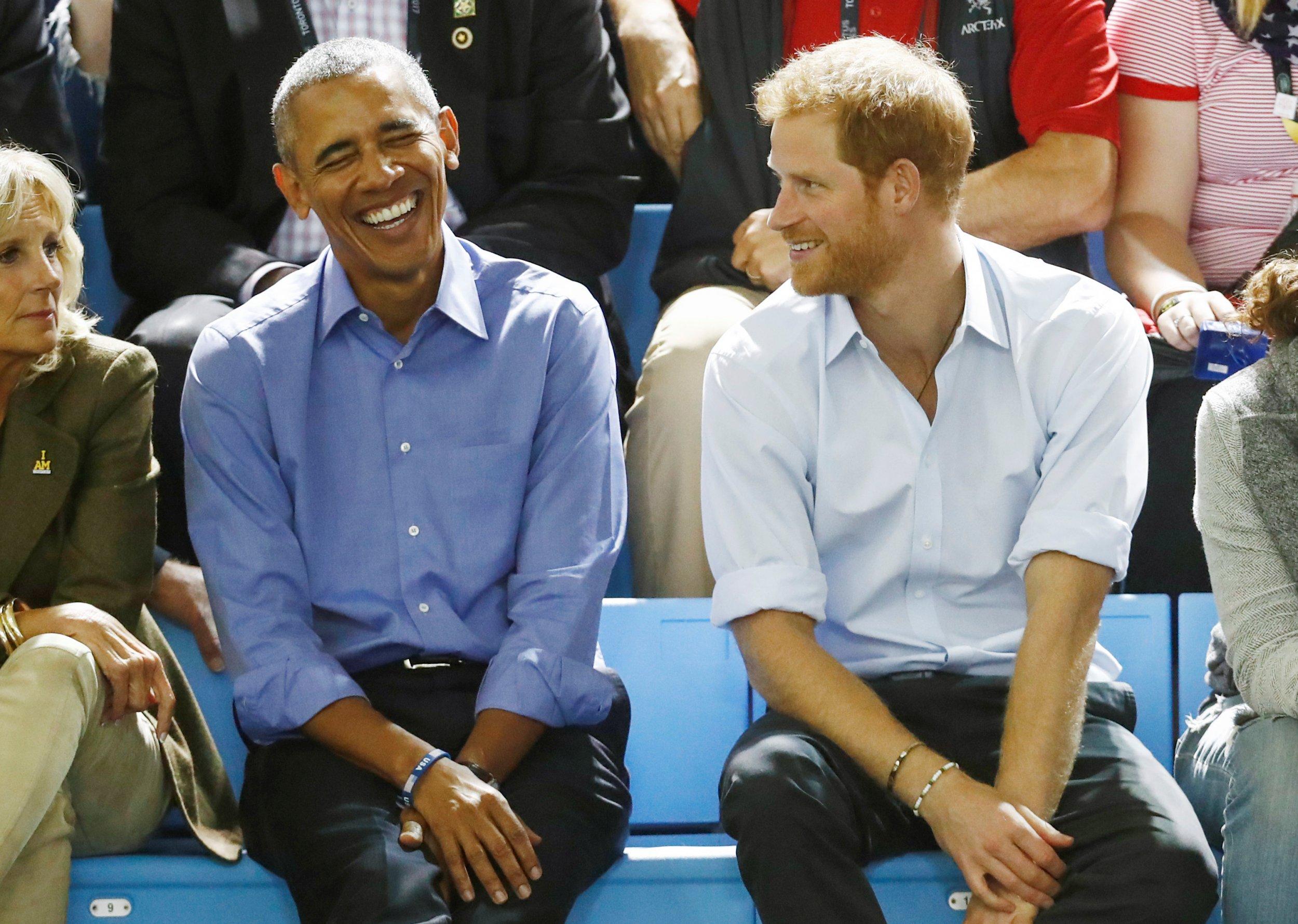Obama Not Donald Trump May Be Invited to Royal Wedding