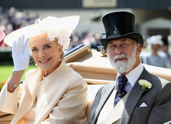 Is Princess Michael of Kent Racist Wife of Queens Cousin