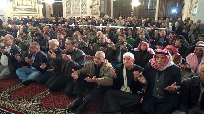 Muslims and Jews at War in Syria and Israel Both Pray for