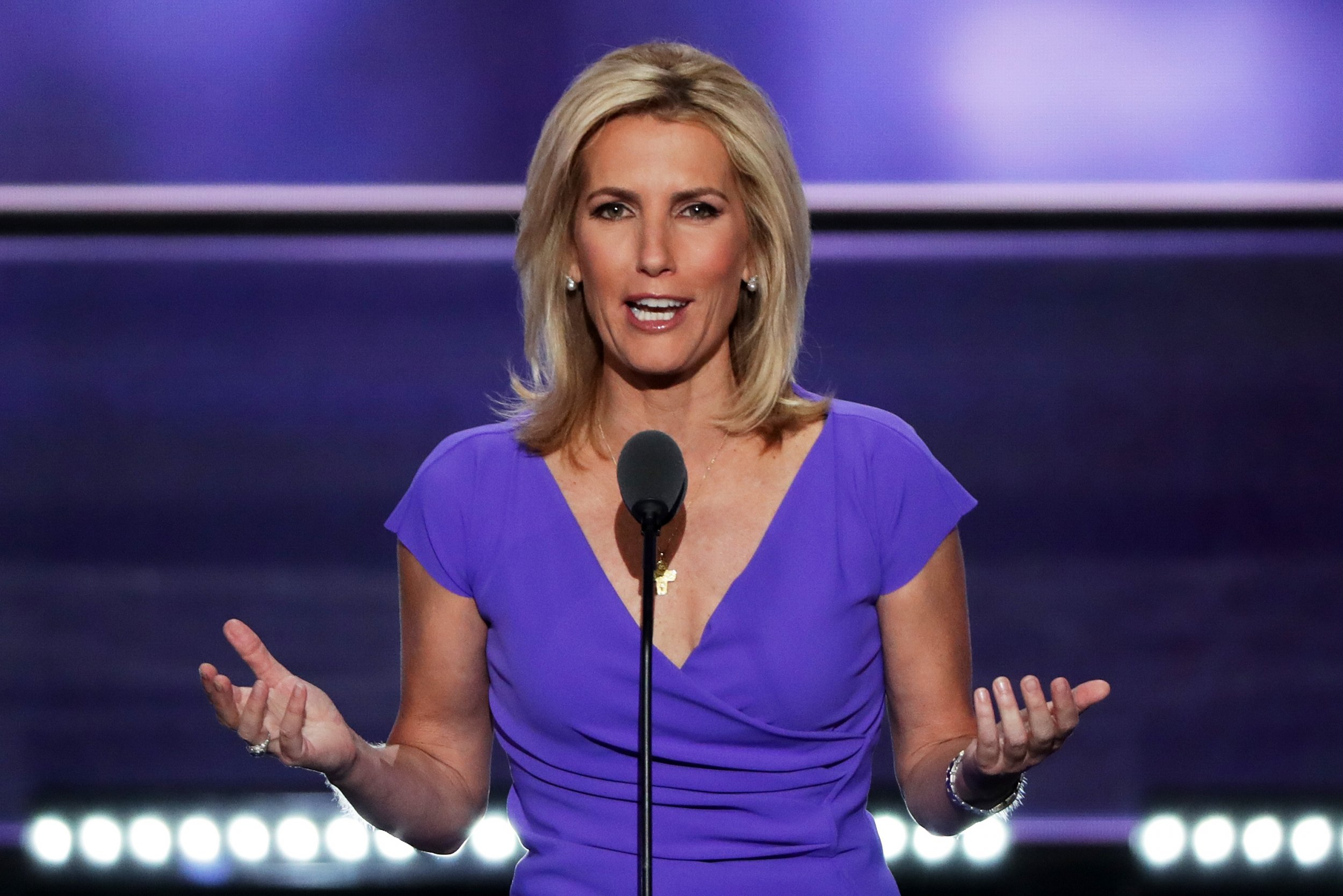 Pot Panic Fox Newss Laura Ingraham Roasted After