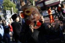 Antifa Group November 4 Civil War Protests