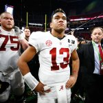 Tua Tagovailoa Who Is Tua Tagovailoa? Alabama Freshman Stuns Georgia in ...