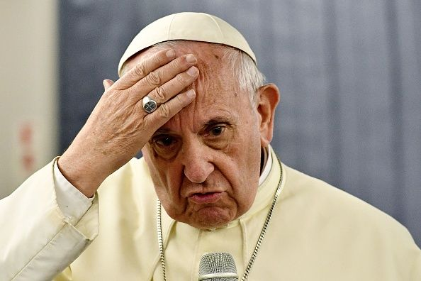 Did Pope Francis Help Cover Up a Sex Scandal Letter Reveals the Pope Knew About Heinous