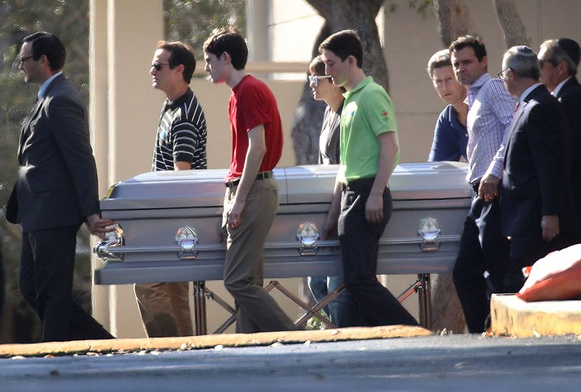 Florida Shooting 50 Percent Of Americans Now Want