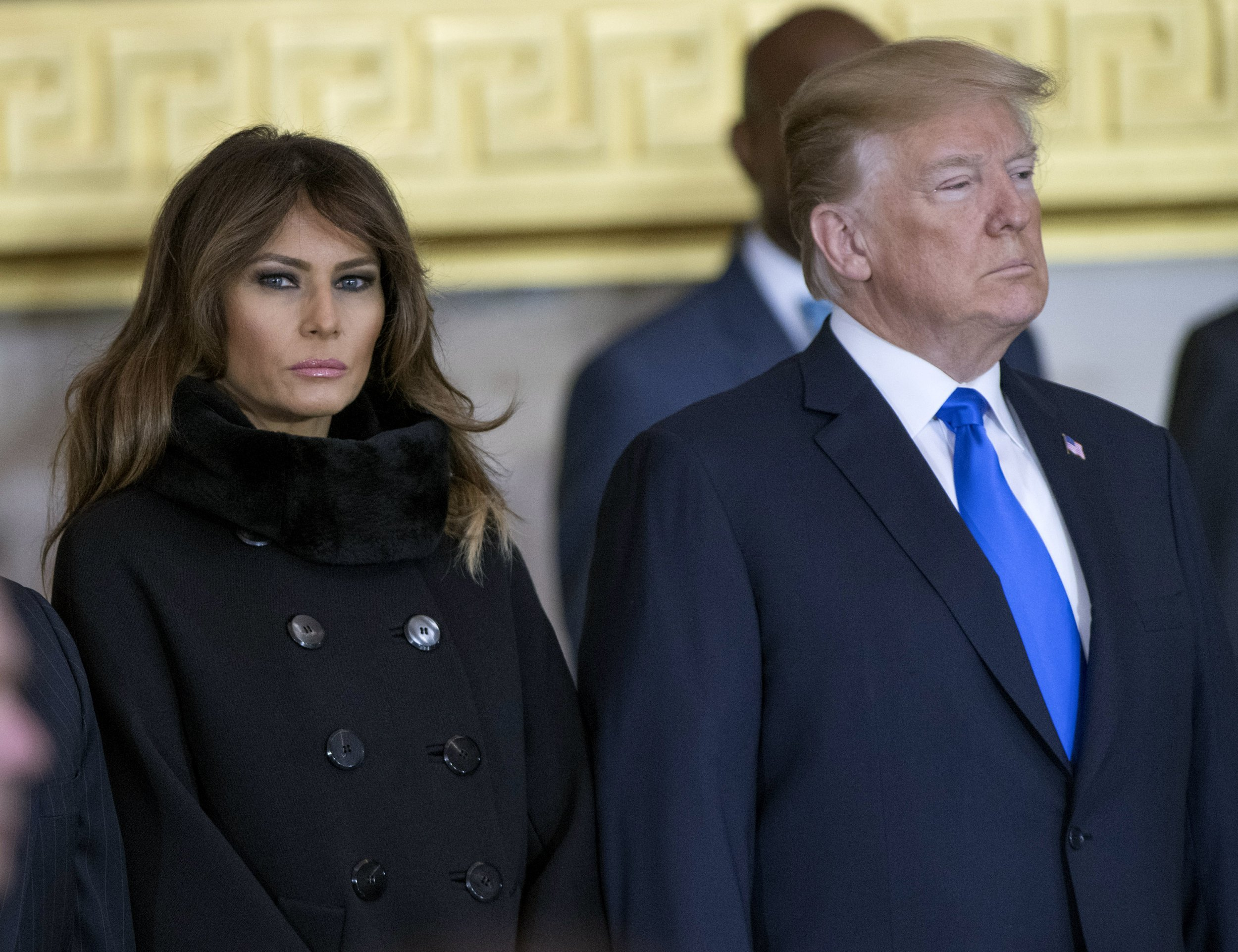 Should Melania Leave Trump Presidents Alleged Infidelity