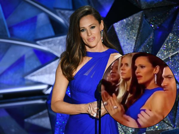Jennifer Garner Apparent Epiphany Oscars