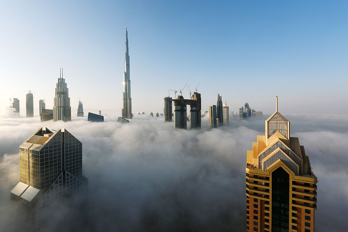 40 Tallest Buildings in the World