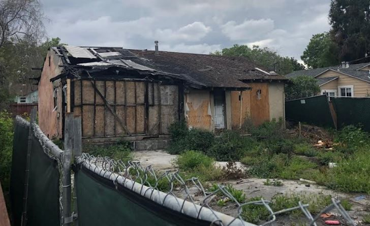 Bay Area Housing Prices Are So High This Burnt House is
