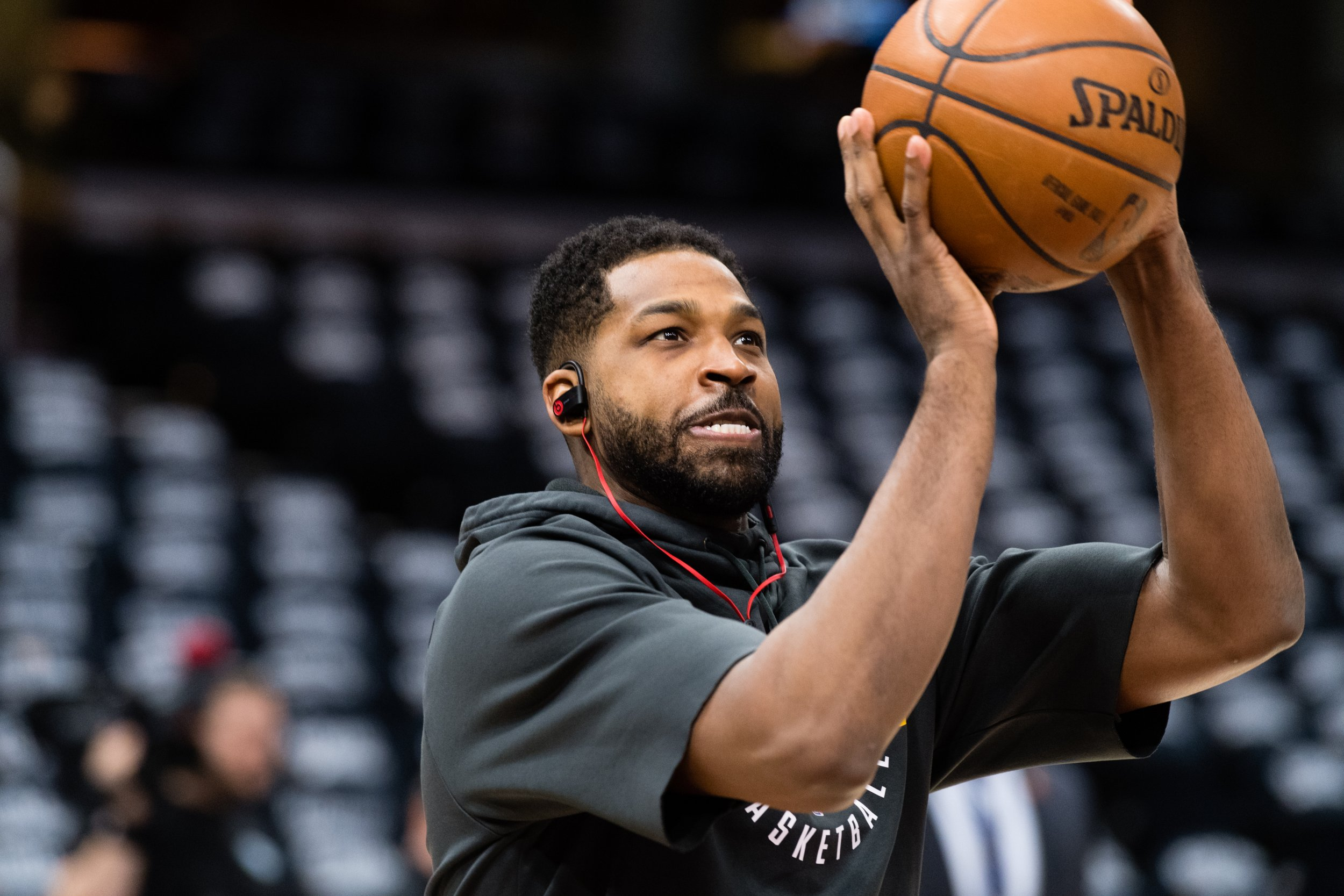 Did The Cavs Bench Tristan Thompson Because He Allegedly