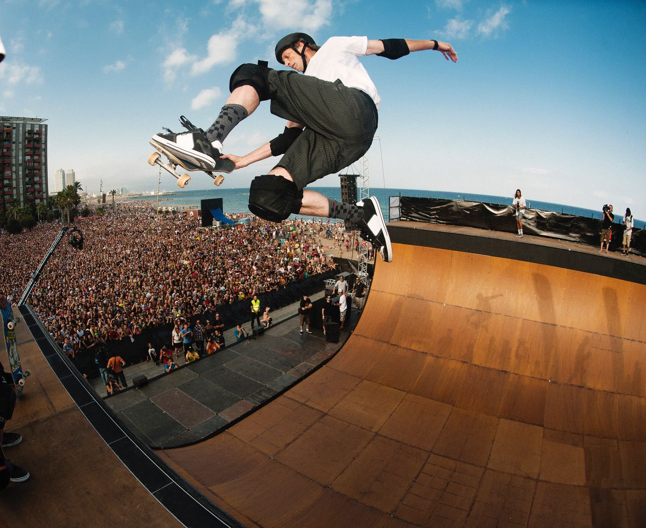 Skateboarding Girl Wallpaper Hd Tony Hawk At 50 Skateboarding Legend Talks Career Fame