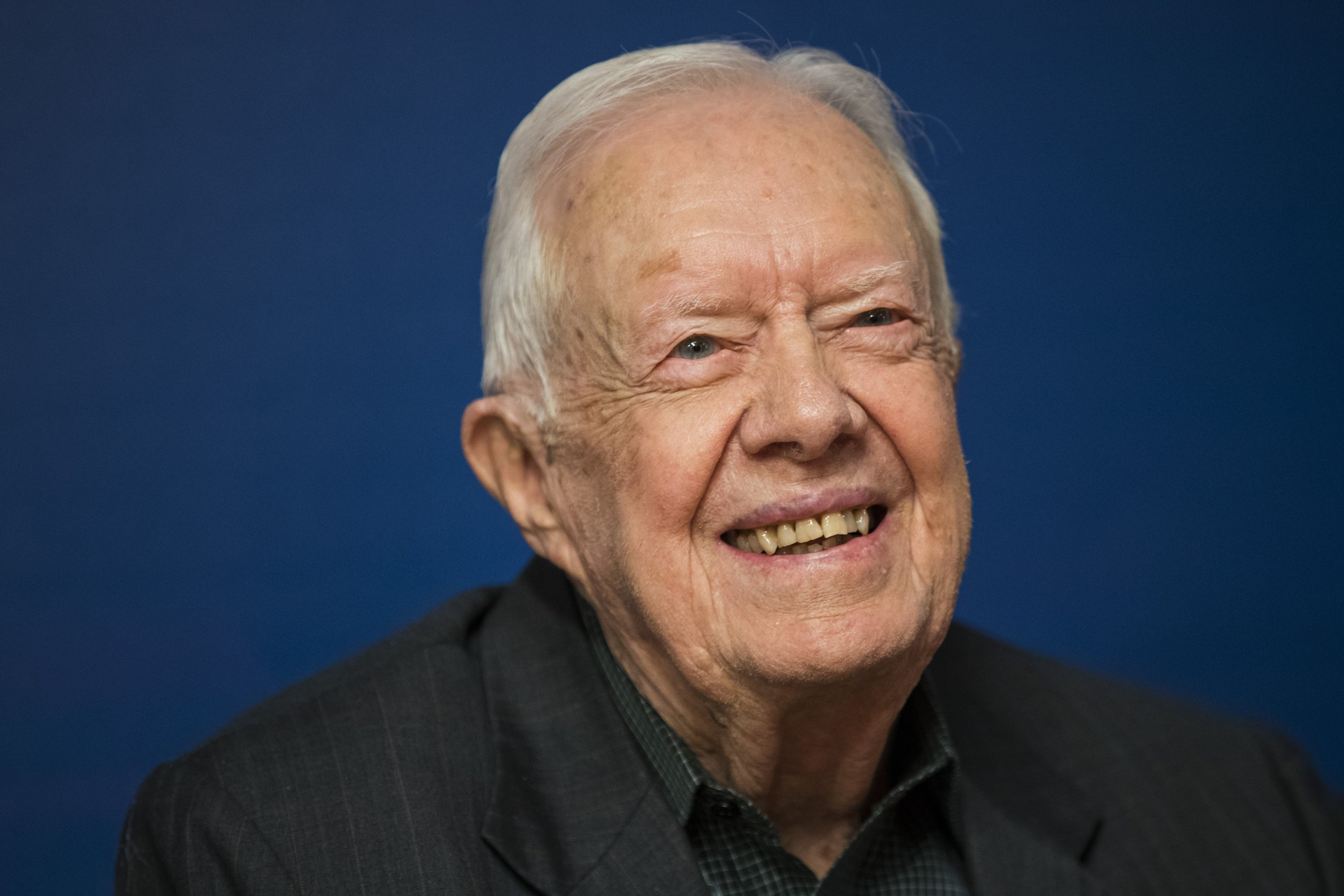 Jimmy Carter Says Treatment Of Women And Girls Not Wealth