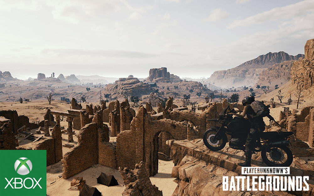 Pc Fall Wallpaper Pubg Xbox Update Adds Miramar New Guns Amp Bug Fixes