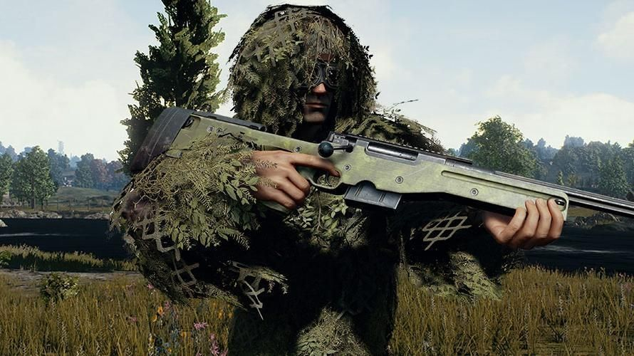 PUBG Ghillie Crossing Event Mode Revealed Dates Rules