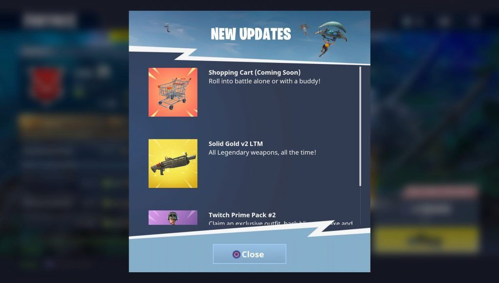 Twitch Prime Pack 3 In Fortnite - Resume Examples | Resume