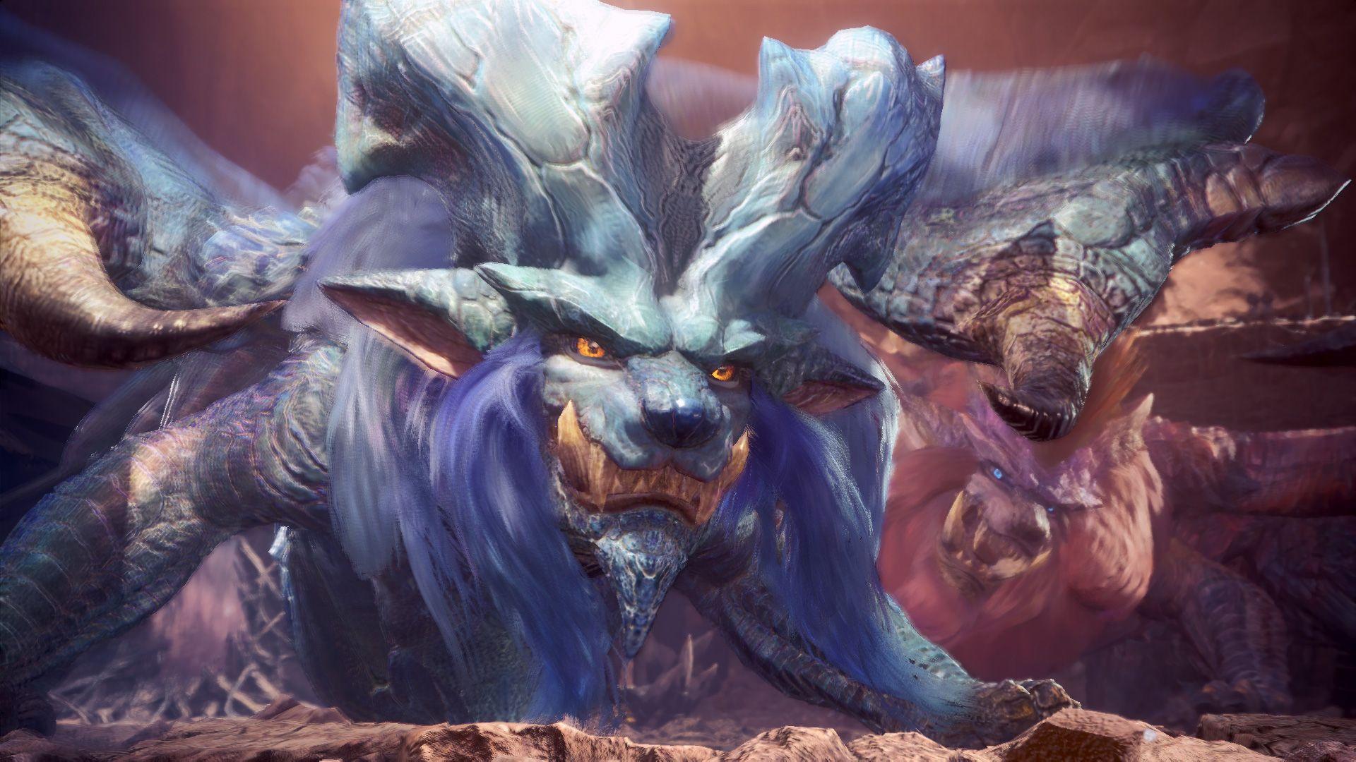 Monster Hunter World Lunastra Update Start Time And
