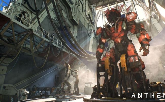 Anthem Ea Play Story Trailer Revealed At E3 Release