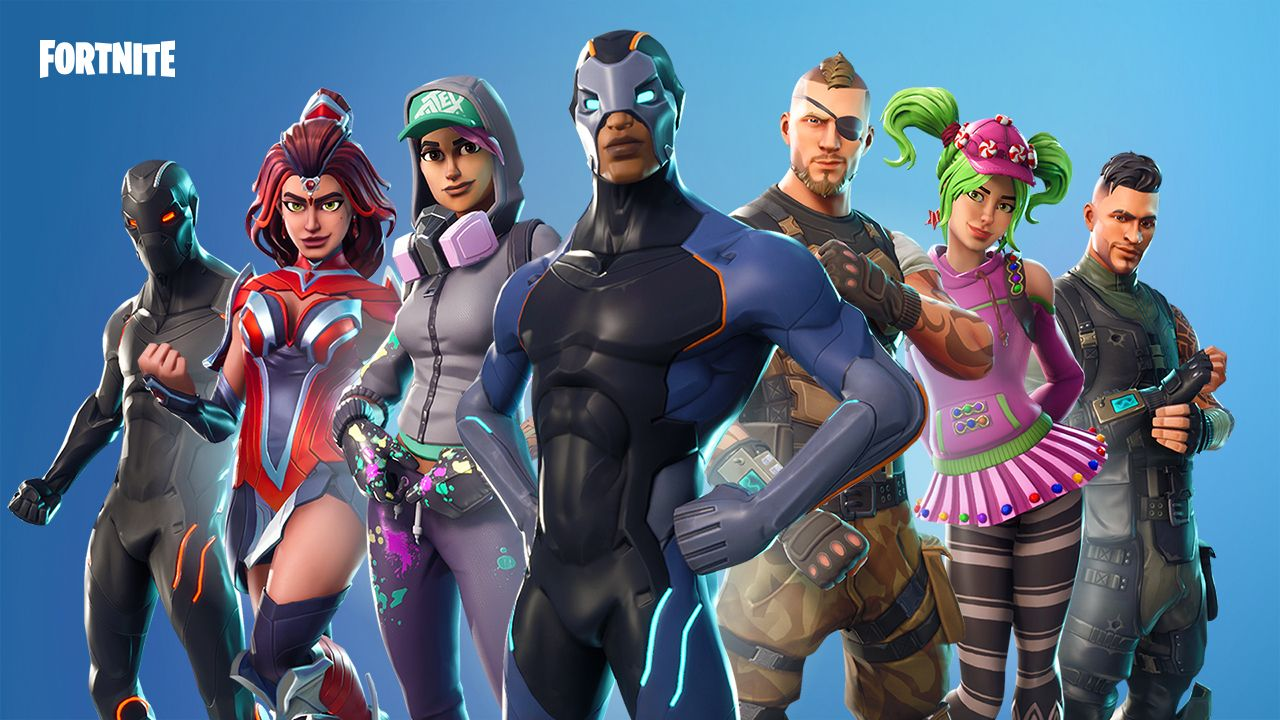 Fortnite For Nintendo Switch Released During E3 Direct