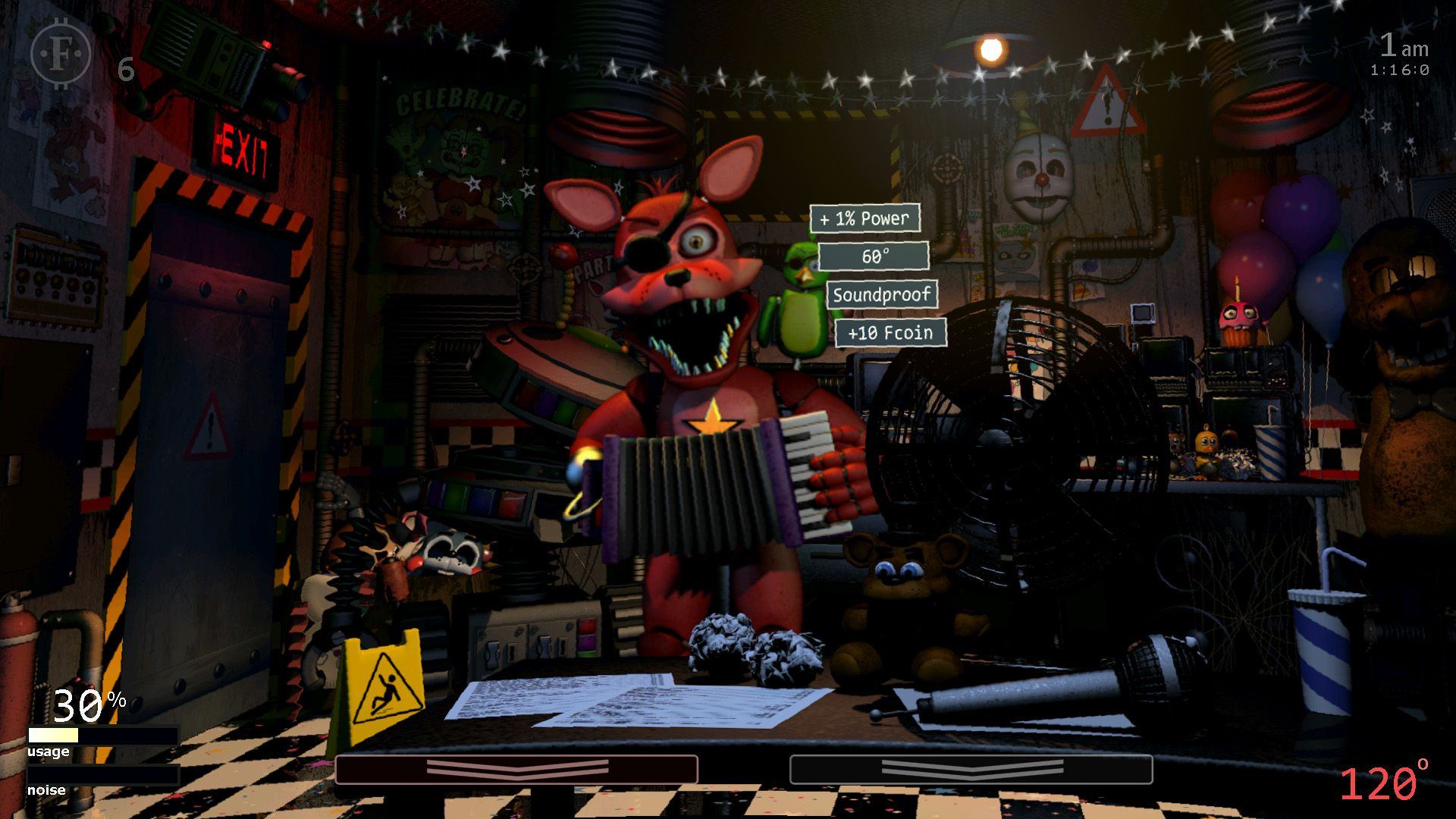 Ultimate Custom Night Released for Free for Five Nights