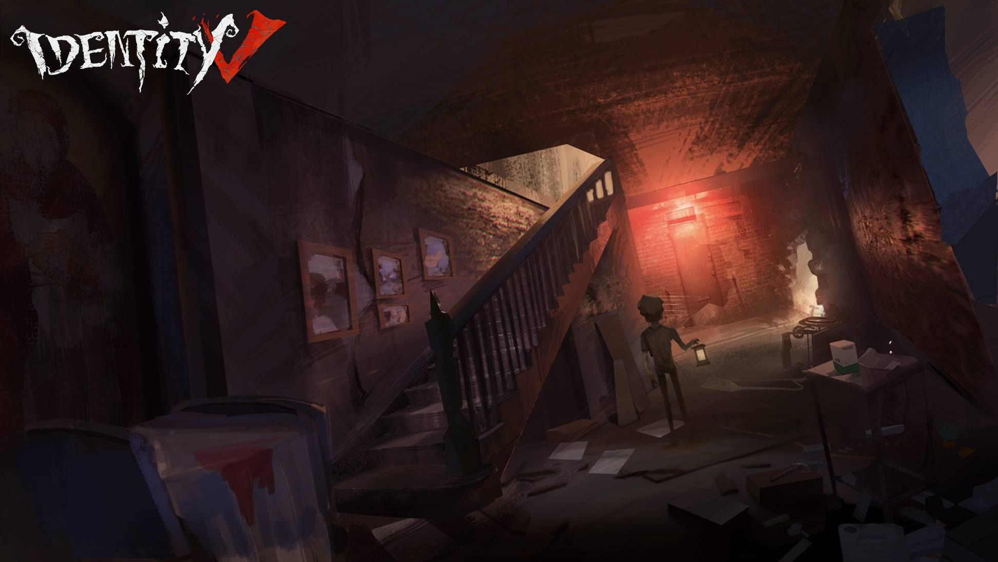 Real Girl Full Hd Wallpaper Identity V Mobile Horror Game Review This Thrilling