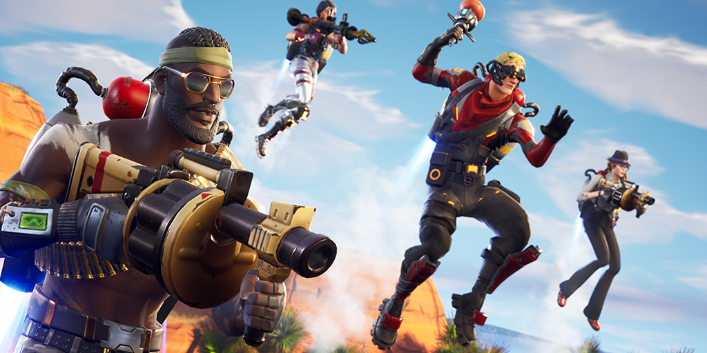 Fortnite 51 169 Update Adds Guided Missile Amp Fly