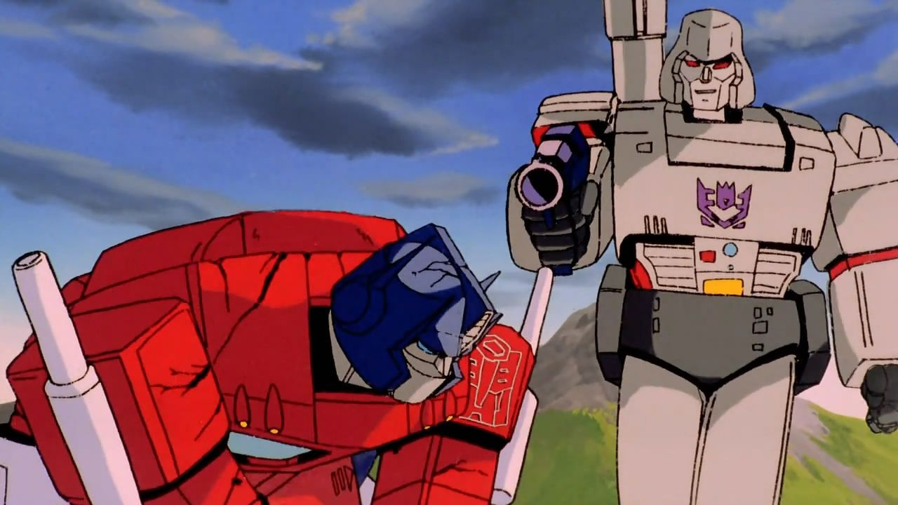 Sad Girl Death Wallpaper The Transformers The Movie Returns From 1986