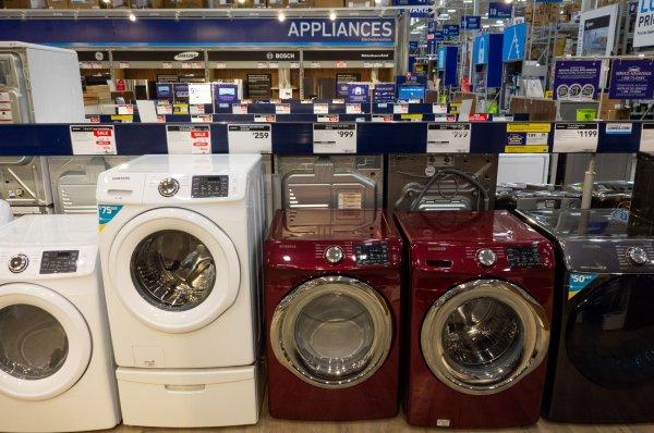 Lowe' Black Friday Ad 2018 Deals November Refrigerators Washers Dryers