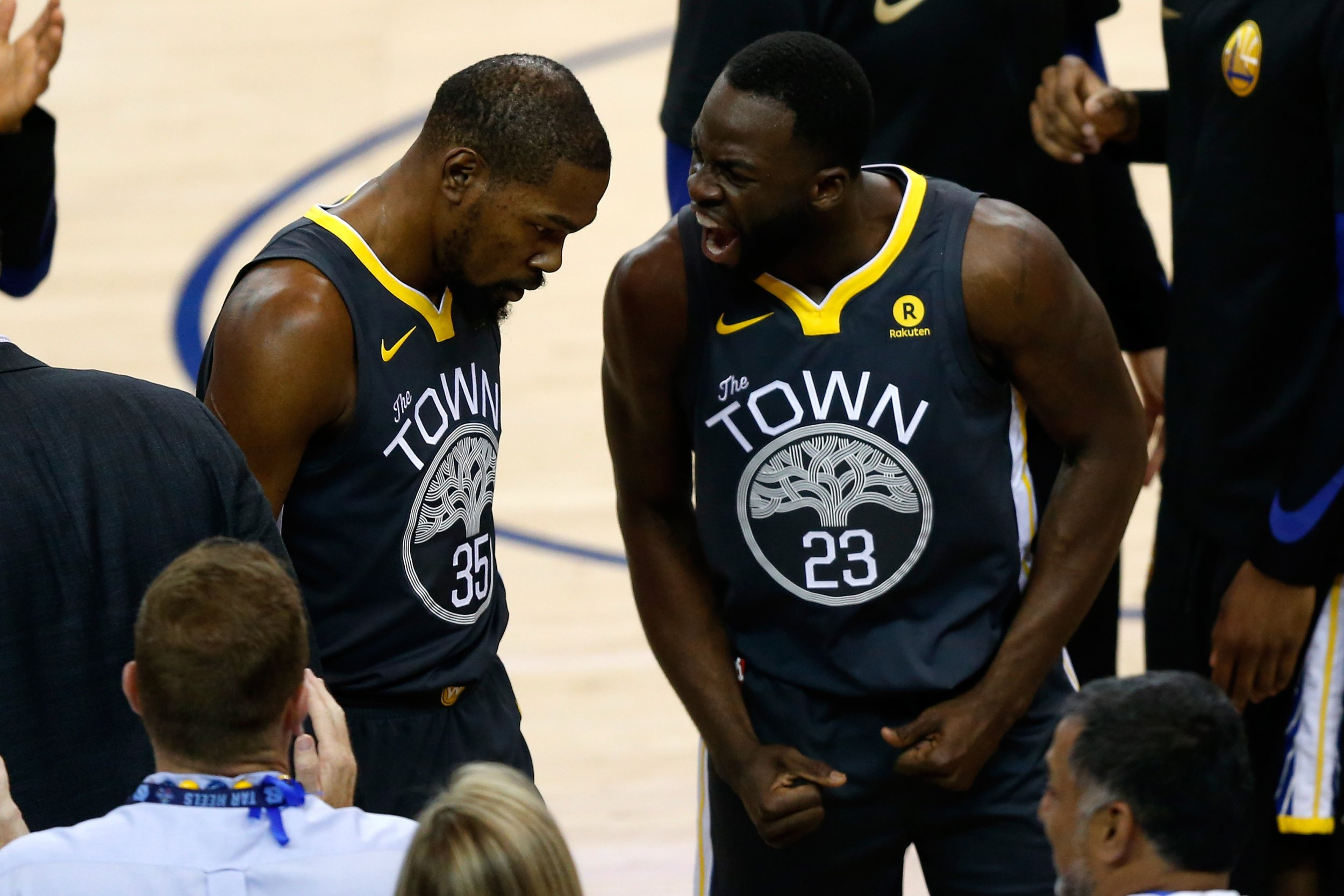Draymond Green Suspended One Game For Argument With Kevin