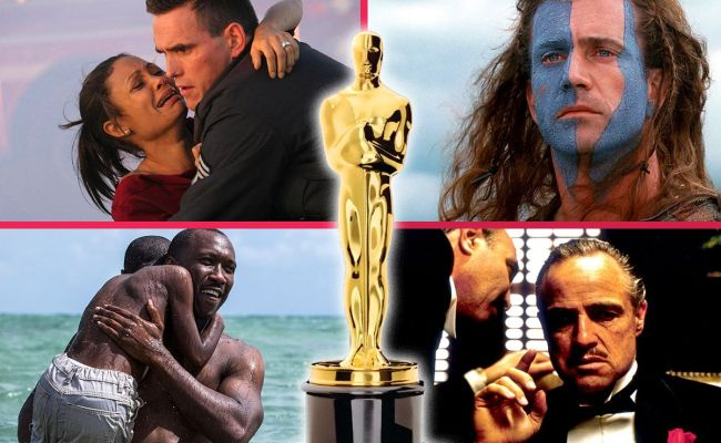 Oscars Every Best Picture Winner Of The Past 50 Years