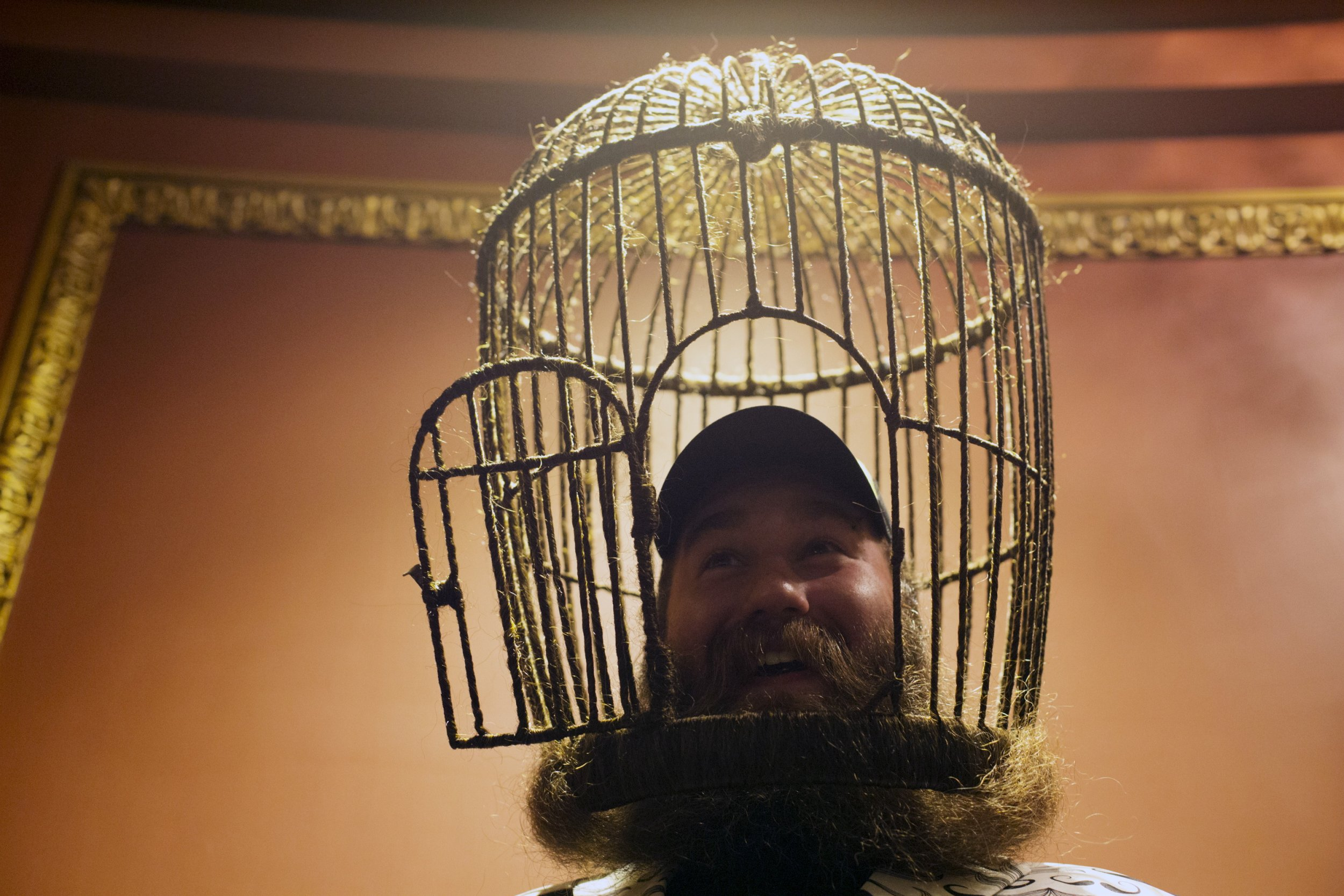 Photos Facial Hair Enthusiasts Face Off At National Beard