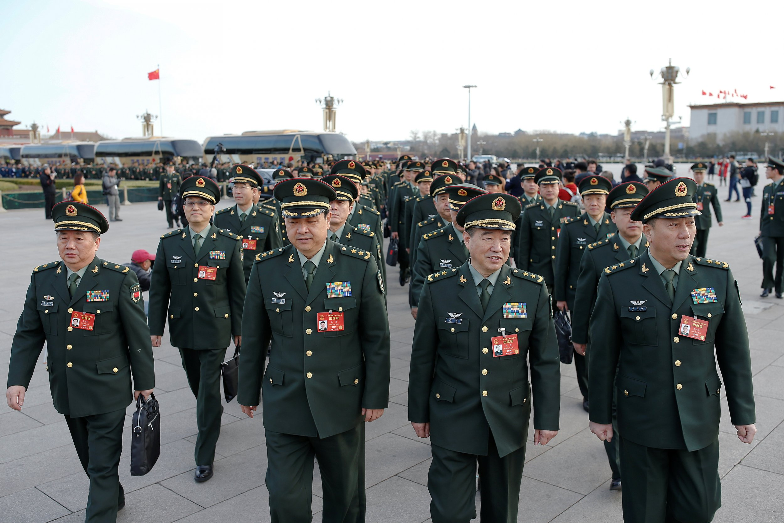 Chinese Weapons Infantry