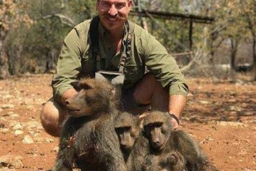 Idaho Official Brags About Legally Killing 'A Whole Family OF Baboons, Faces Social Media Backlash and Calls for his. Job