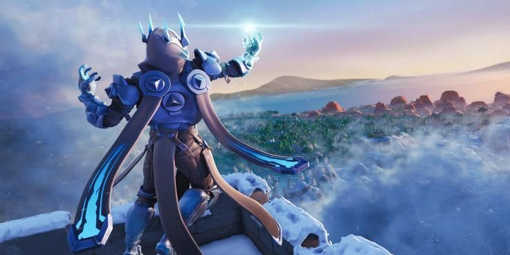 Fortnite 720 Update Adds Sneaky Snowman Vaults Quad Launcher Patch Notes