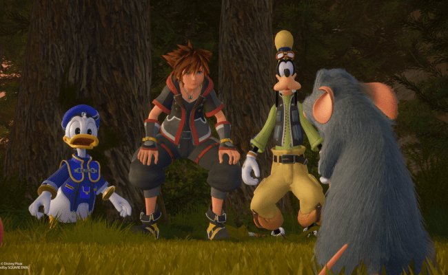 Kingdom Hearts 3 Midnight Release Locations Where Can