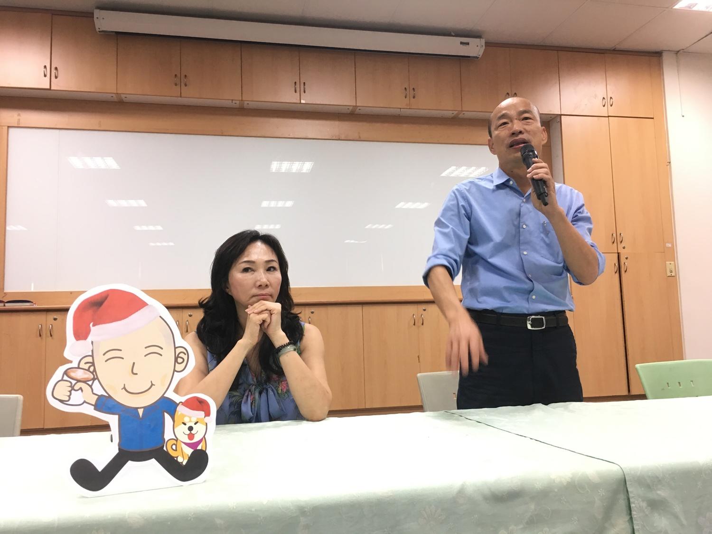 韓國瑜與維多利亞校友面對面!籲再忙都要關心國際大事   政治   新頭殼 Newtalk
