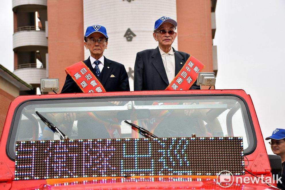 影)出席雄中自衛隊出巡活動 陳其邁:韓國瑜應會謹記和市民的承諾 | 政治 | 新頭殼 Newtalk