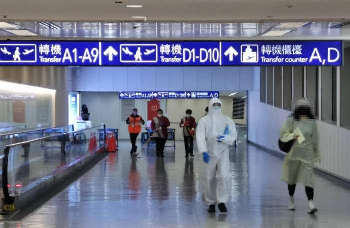 林家龙说,为了加强防疫工作,太极在指挥中心的帮助下,计划了一次特殊的空运和空运,以防止其他乘客互相干扰。