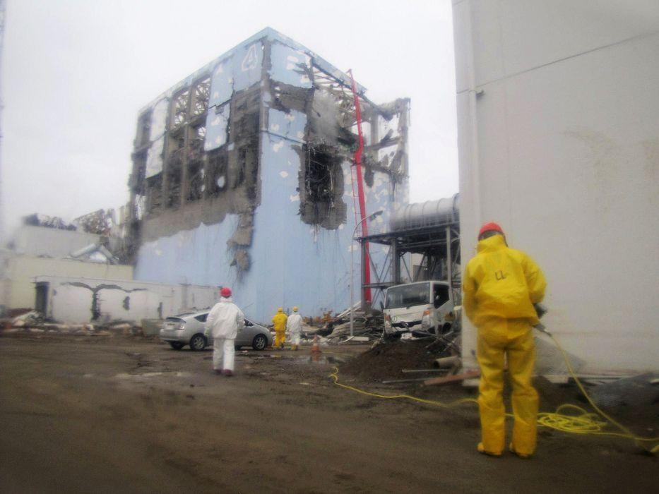 搶修福島核電廠 17人遭輻射感染 | 國際 | 新頭殼 Newtalk