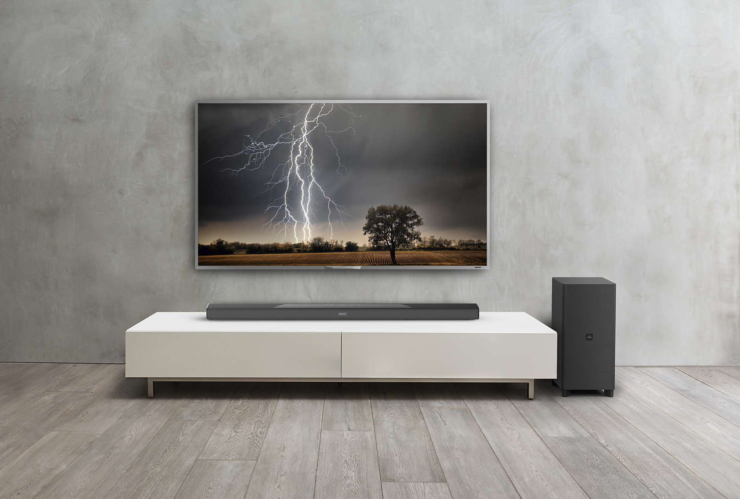 Review Philips Fidelio SkyQuake SoundBar Dolby Atmos in