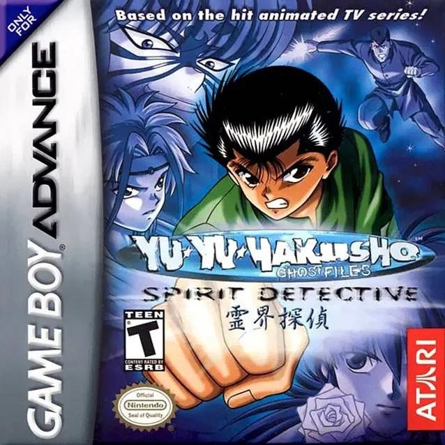 yu yu hakusho ghost files spirit detective