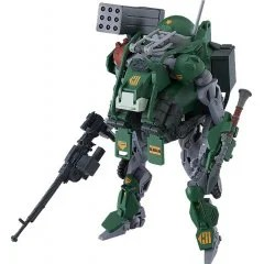 MODEROID VOTOMS x OBSOLETE Collaboration 1/35 Scale Model Kit: RSC Armored Trooper Exoframe Good Smile